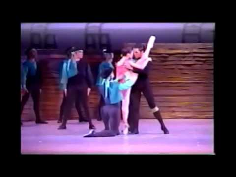 Galina Alvarez. Carmen. Ballet Nacional Cuba
