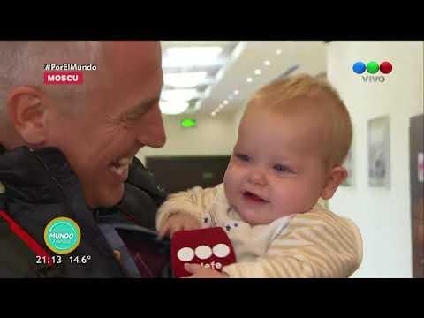 Mirko conoce a Lizy - Por el Mundo Mundial thumbnail