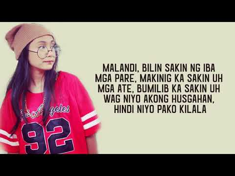 Mabangis (Lyrics) - Thea Princess