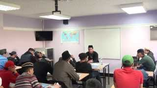 MKA UK Talim & Tarbiyyatti Class 2015 - Update 1