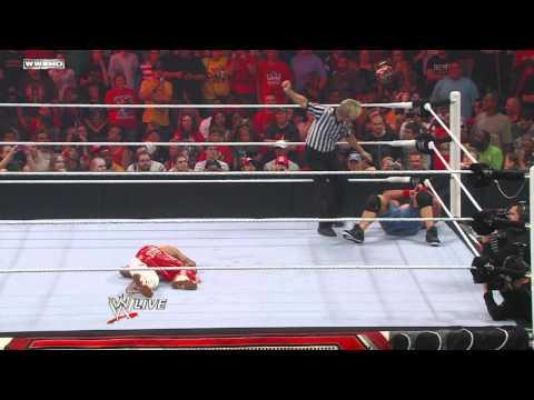Rey Mysterio vs. John Cena - WWE Championship Match: Raw