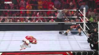 raw rey mysterio vs john cena wwe championship match