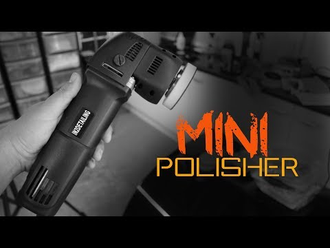 Very good value - In2detailing mini dual action polisher