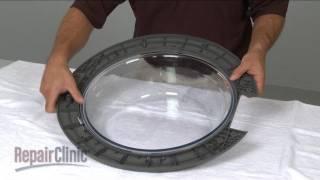 Washer Inner Door Glass Replacement – Duet/HE3 Front-Load Washing Machine Repair (part #W10135912)