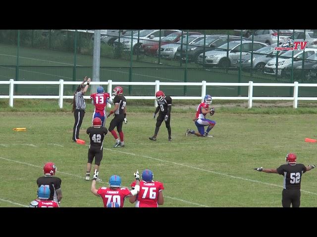 2018 - Sussex Thunder vs Berkshire Renegades - Highlights