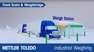How to Improve Throughput with Weigh-in-Motion Truck Scales - Product Video - MT IND - en