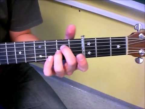 Man of Constant Sorrow chord explanation Risør Bluegrass guitar ...