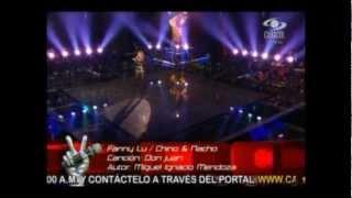 Don Juan Fanny Lu ft Chino y Nacho la voz colombia