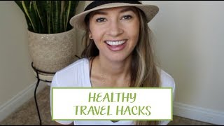 Healthy Travel Hacks  (Traveling with Essential Oils, Minimal Travel, Traveling Light!)