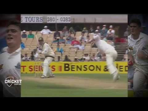 From the Vault: Gough goes through the Aussies