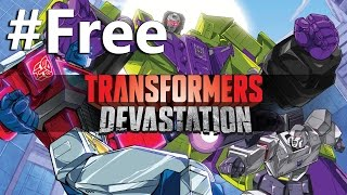 How to get Transformer Devastation for free on PC [Voice Tutorial]