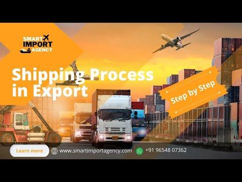 Export ShippingDocumentationProcess [IMPORT EXPORT]