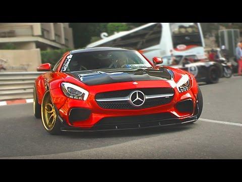 Supercars in Monaco 2016 - Part 1