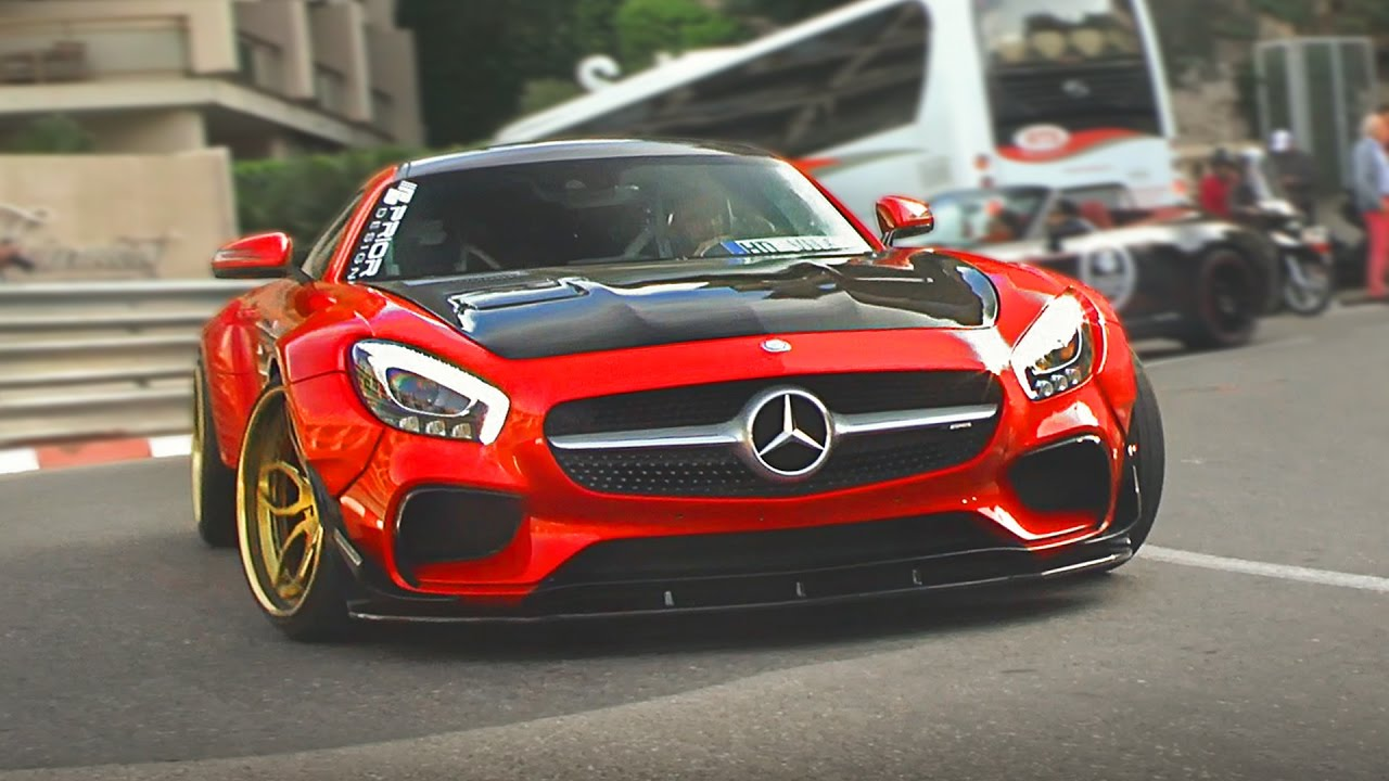 Supercars In Monaco Part Youtube