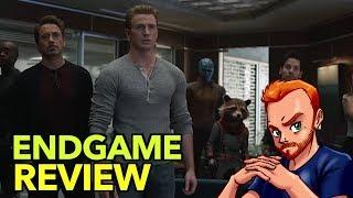 Avengers: Endgame Review (Major Spoilers)