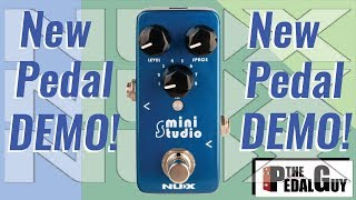 ThePedalGuy Presents the NuX Mini Studio IR Loader Pedal