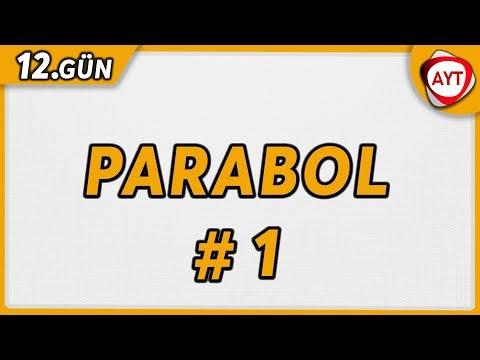 12.Gün Parabol 1 | 65 Günde AYT Matematik Kampı #aytmatematik