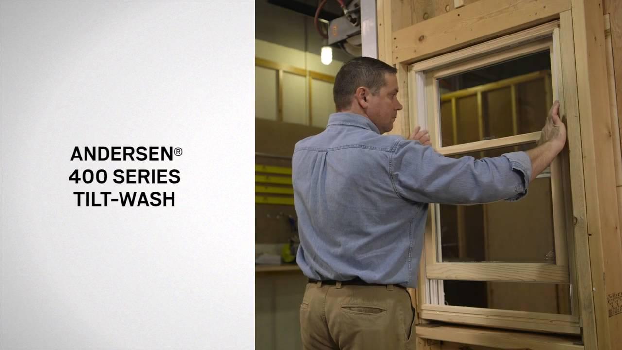 Identifying The Series Of Hung Windows Andersen Windows Youtube