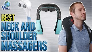 10 Best Neck and Shoulder Massagers 2018