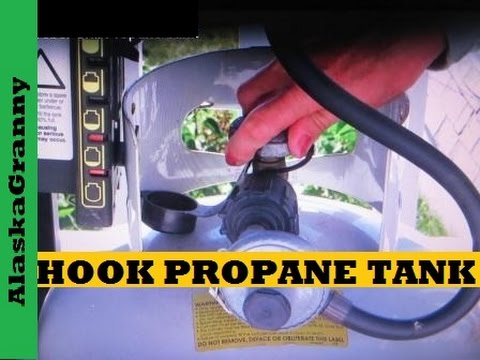 propane barbecue hook up How to connect a propane tank to your barbecue grill  the barbecue grill works by using propane gas fuel  set up your barbecue grill on a hard,.