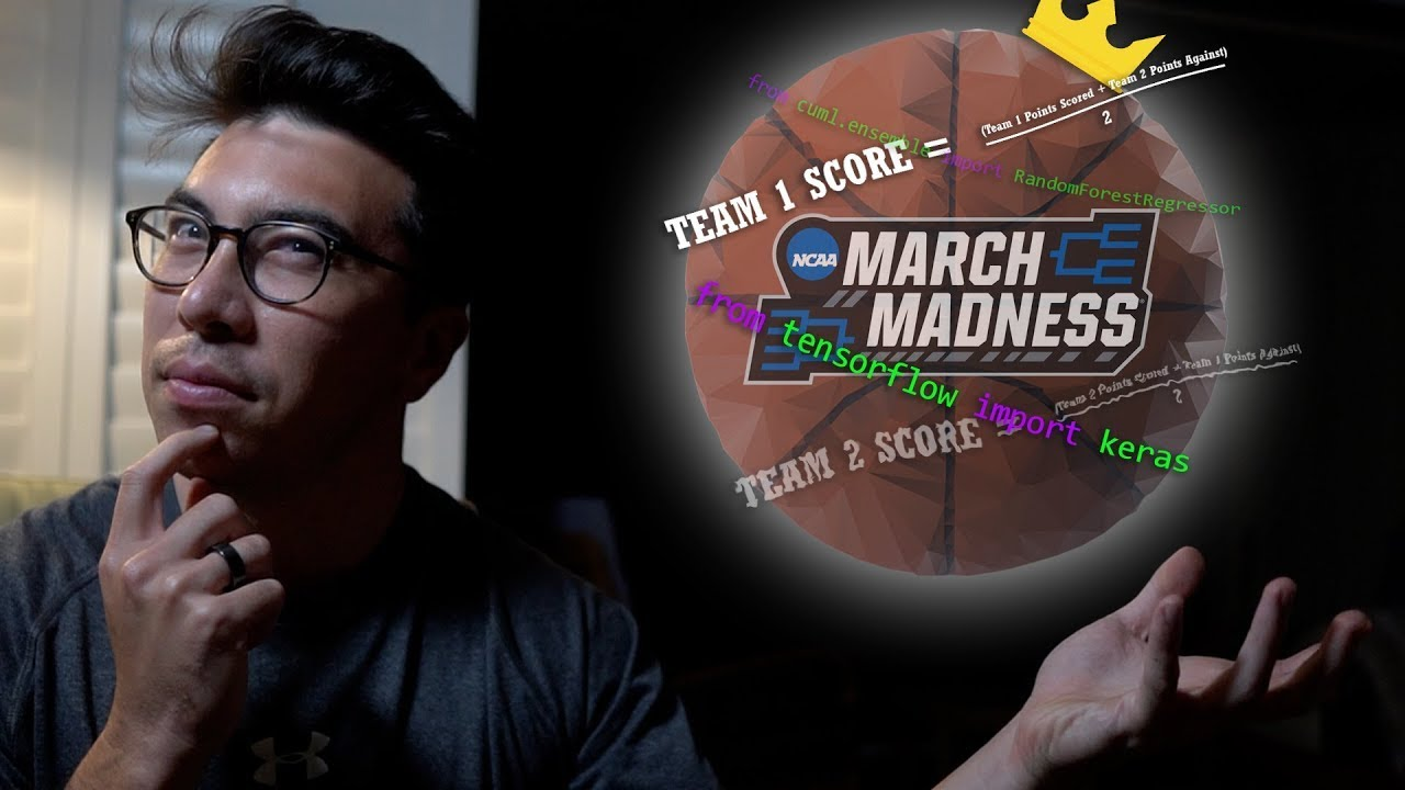March Madness Solved With Machine Learning? (Can I do it?)