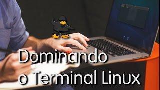 Dominando o Terminal - Dicas para iniciantes no Linux