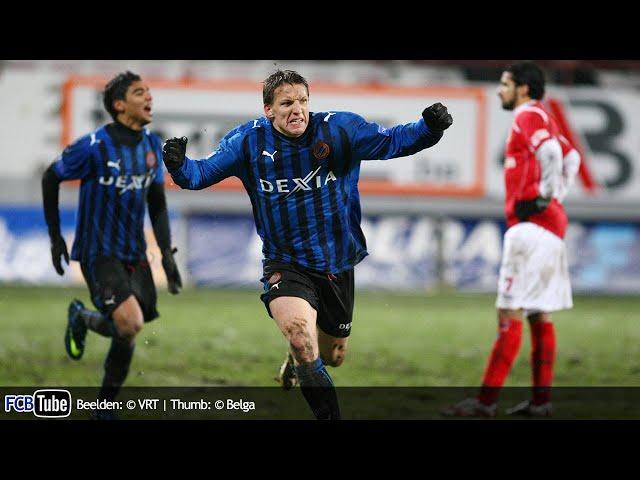 2008-2009 - Jupiler Pro League - 13. RAEC Bergen - Club Brugge 1-2