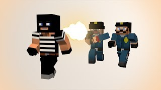 What If Minecraft had Super Slime?! - Tango Tek