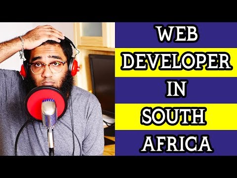 Can I Become a Web Developer in South Africa ? [4K]