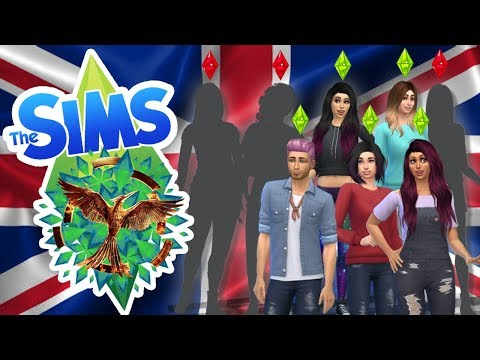 GREAT BRITISH CRAFT OFF?! - The Sims 4 Youtuber Hunger Games - Season 4 - Ep.7 thumbnail