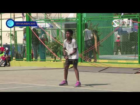 SFA Mumbai 2015 | Tennis | Bangargi Anup vs Salunkhe Patil Atharv | Boys | U12 | Final