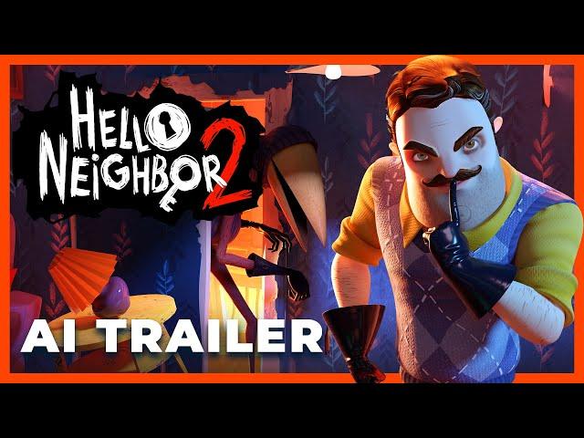 Hello Neighbor 2 (видео)