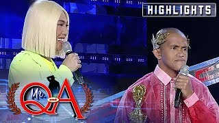 Vice calls Bokyo a professional 'sandok' | It's Showtime Mr Q and A |