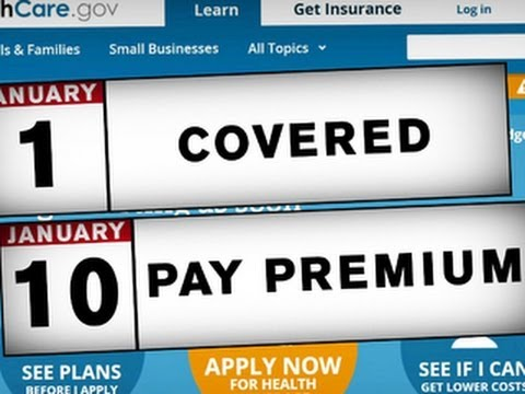 Obamacare: Monday deadline for coverage on January 1