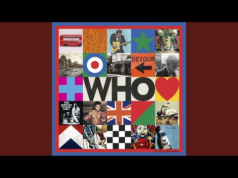 "The Who - New Song ""I Don't Wanna Get Wise"""