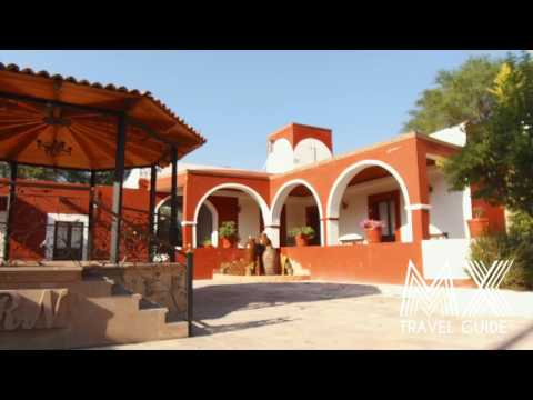 Hacienda Real La Nogalera I Mx Travel Guide