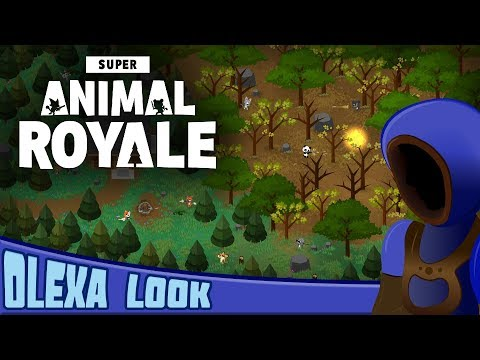 enter-the-gungeon:-battle-royale!-|-olexa-look:-super-animal-royale