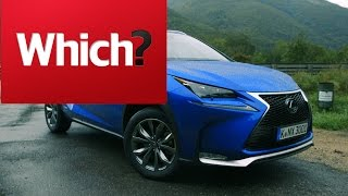 Lexus NX300 - Which? Car first drive