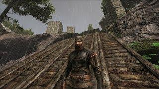 ARK: Survival Evolved - Уроки выживания. Урок 24. Речной порт.