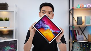Unboxing iPad Pro 2020 Indonesia!