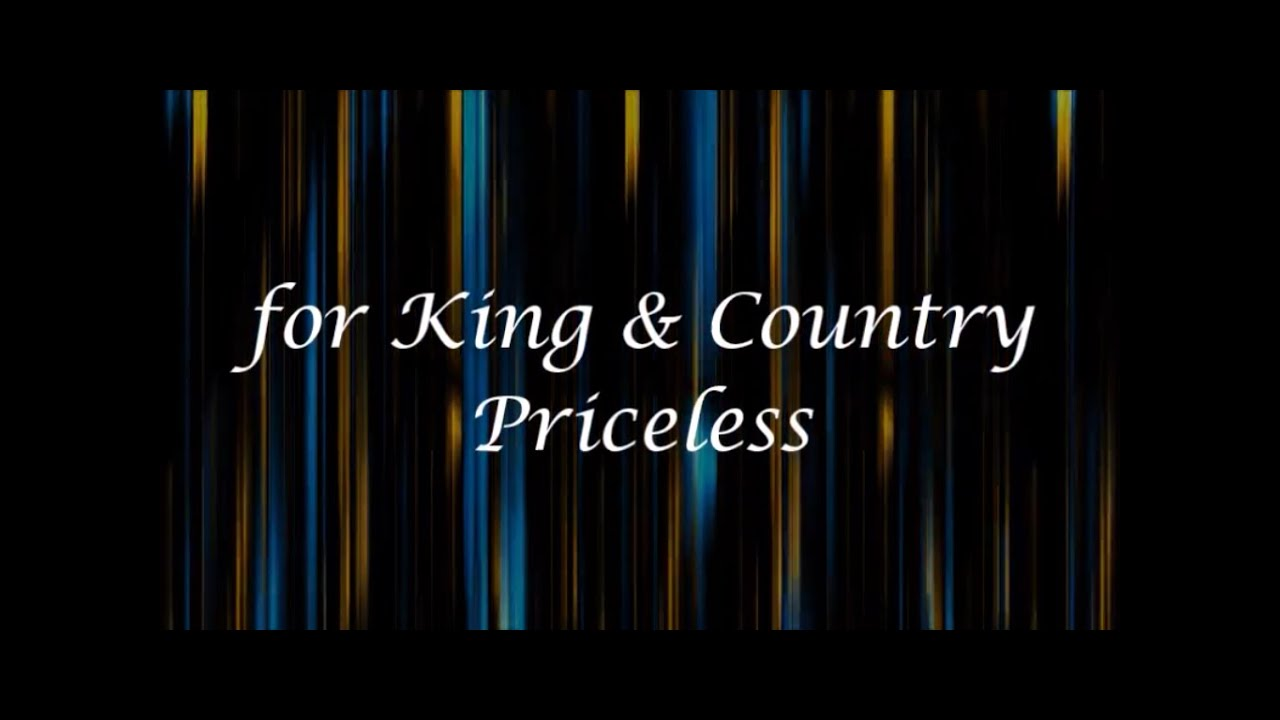 priceless-by-for-king-country-lyrics-emily-oster
