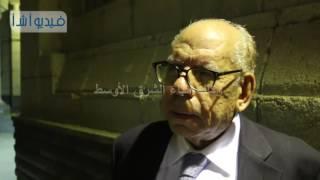 بالفيديو : د/ صلاح فضل  : ينعى الراحل فاروق شوشة باروع الكلامات