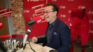 Сергей Безруков в эфире Нашего радио  5.10.2018