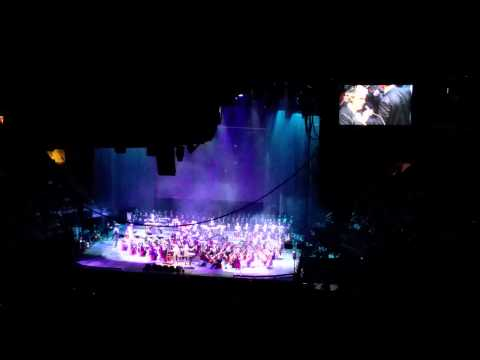 Andrea Bocelli Dec 2014 Madison Square Garden Ny Youtube