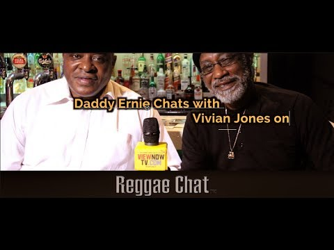 Reggae Chat talks to Vivian Jones