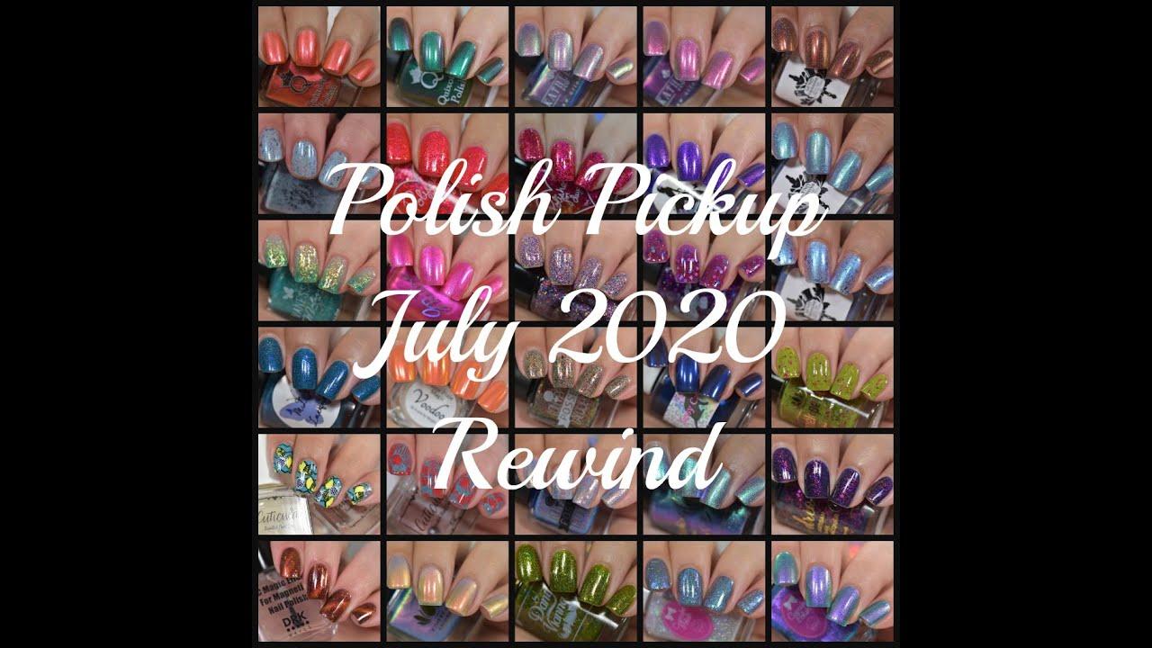 Swatch & Review | Polish Pickup - July 2020 - Rewind