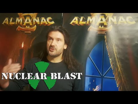 ALMANAC - Line Up & Artwork For 'Rush of Death' (OFFICIAL TRAILER)