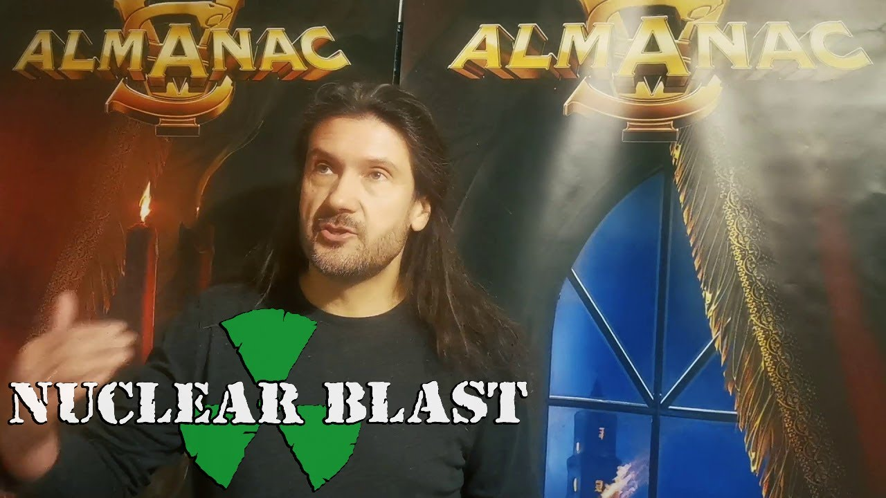 ALMANAC — Line Up & Artwork For 'Rush of Death' (OFFICIAL TRAILER)