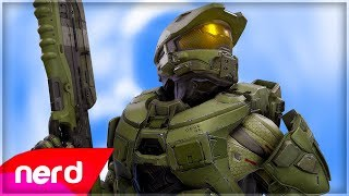 Halo Song | Rank Up And You Know It | #12DaysOfNerdOut