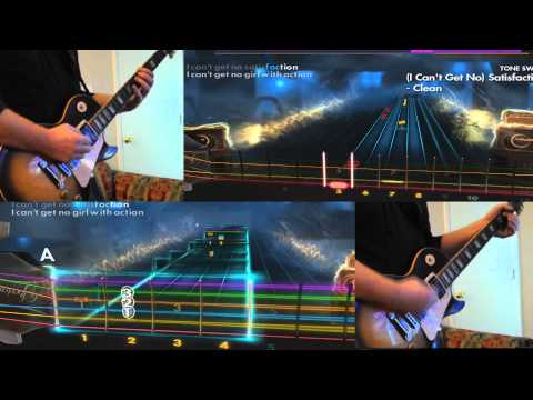 Rocksmith 2014 Transfer - The Rolling Stones (I Can't Get No) Satisfaction (Lead & Rhythm)